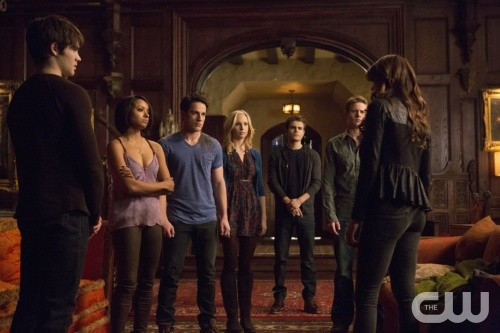 "The Vampire Diaries Spoilers Season 5 Episode 15 ""Gone Girl"" Sneak Peek Video"