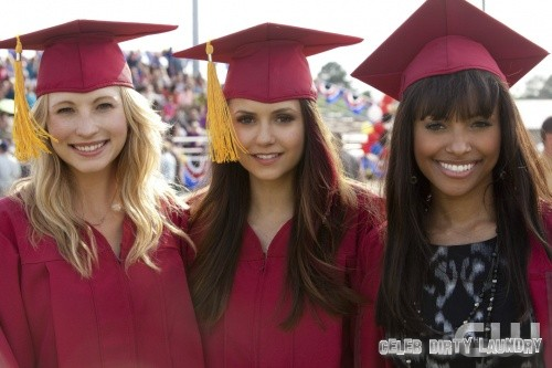 "The Vampire Diaries Season 4 Finale ""Graduation"" Sneak Peek Video & Spoilers"
