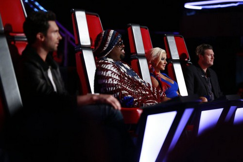 """The Voice Season 3 """"The Live Playoffs, Results Show"""" Recap 11/08/12"""
