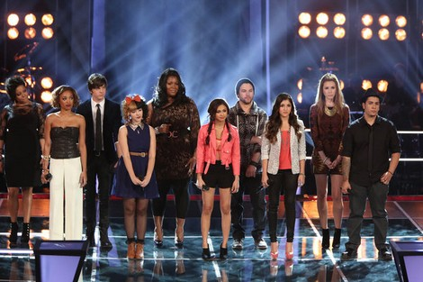 """The Voice Season 3 """"The Knockouts, Part 2"""" Recap 10/30/12"""