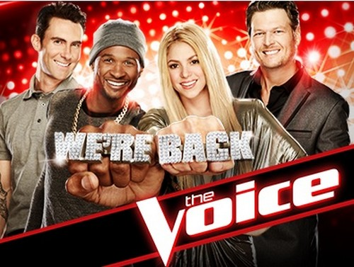"""The Voice RECAP 2/24/14: Season 6 Premiere """"The Blind Auditions"""" #THEVOICE"""