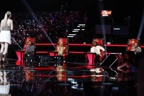 Who Got Voted Off The Voice Tonight 6/11/13?