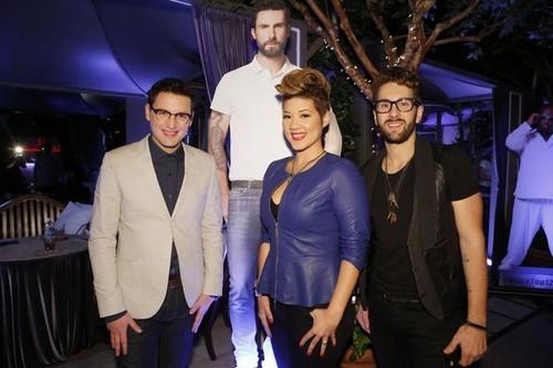 "The Voice ""Top 12"" Meet Team Adam Levine  #TheVoice"