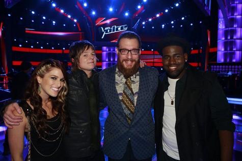 "The Voice Season 3 ""Live Semi-Final Performances"" Recap 12/10/12"