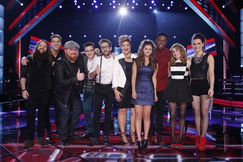 "The Voice RECAP 11/18/13: Season 5 ""The Top 10 Live Performances"""