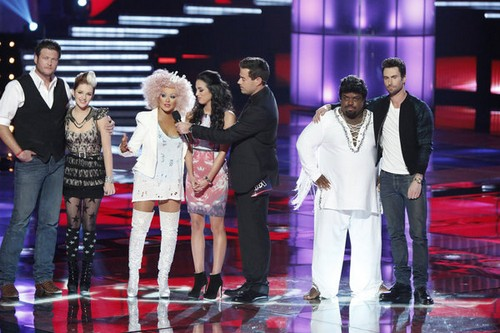 "The Voice Season 3 ""Top 10 Performances"" Recap 11/19/12"