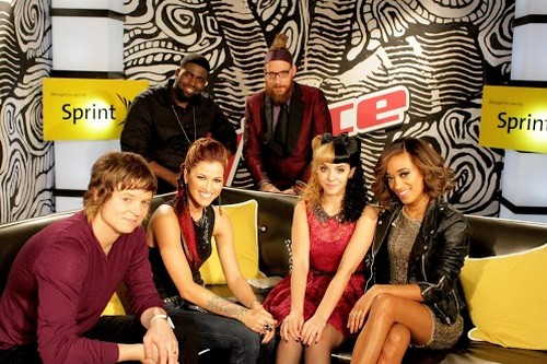 "The Voice Season 3 ""Top 6 Performances"" Recap 12/3/12"