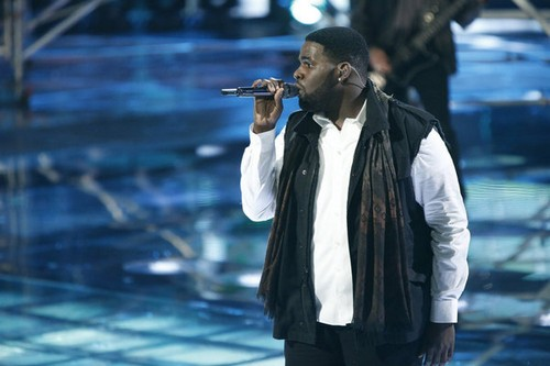 """Trevin Hunte The Voice Top 6 """"And I Am Telling That I'm Not Going"""" Video 12/3/12"""