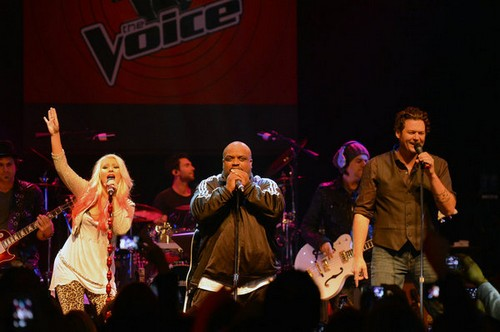 Who Got Voted Off The Voice Tonight 11/27/12?