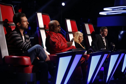 "The Voice RECAP 11/25/13: Season 5 ""The Top 8 Live Performances"""