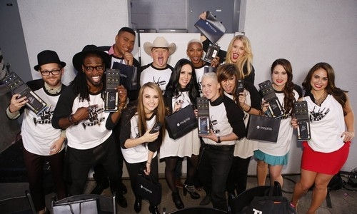 """The Voice RECAP 4/22/14: Season 6 """"The Live Shows Premiere"""""""