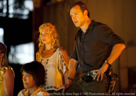 "The Walking Dead Season 3 Episode 5 ""Say The Word"" Recap 11/11/12"