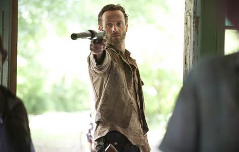 """The Walking Dead Season 3 Episode 1 Premiere """"Seed"""" 10/14/12"""