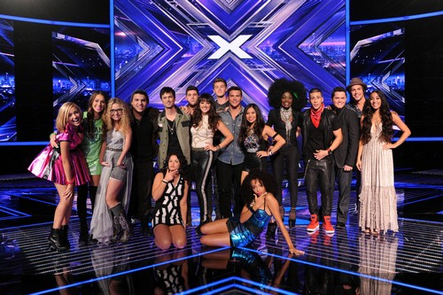 "The X Factor RECAP 10/31/13: Season 3 ""Meet The Top 12"""