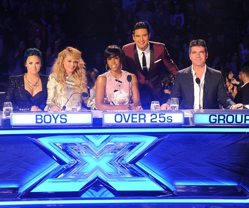 "The X Factor RECAP 11/7/13: Season 3 Top 13 Perform Again - ""Save Me Songs"""