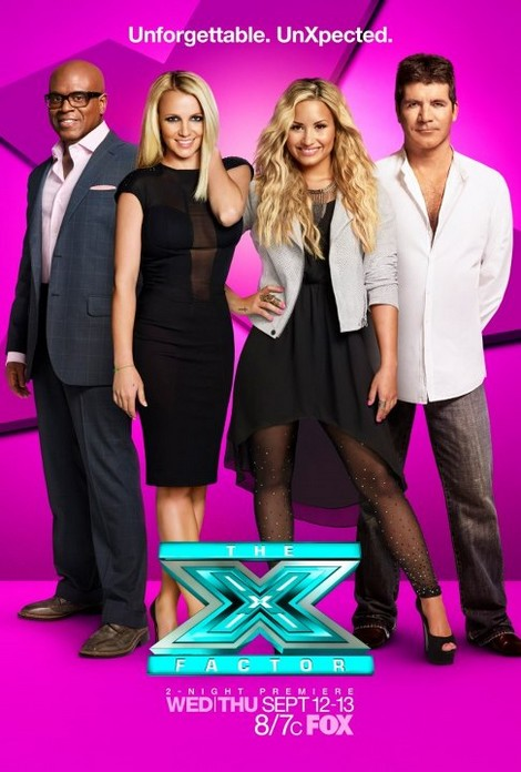 The X Factor USA Recap: Season 2 Premiere 9/11/12