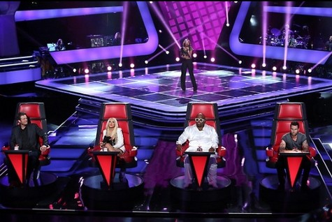 The Voice Season 3 Final Blind Auditions Review - Theatrical 80's Horror