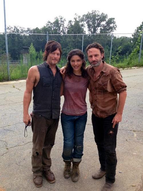 """The Walking Dead Season 4 Episode 7 """"Dead Weight"""" Sneak Peek Video & Spoilers"""