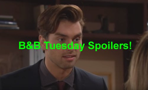 The Bold and the Beautiful (B&B) Spoilers: Steffy on Warpath to Squeal Ivy Cheating Secret - Thomas and Liam Try to Shut Her Down