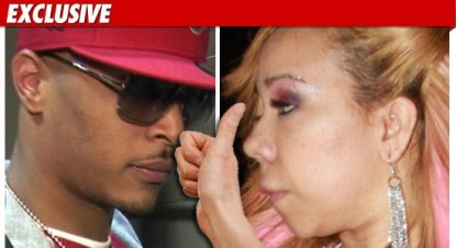 Rapper T.I. Gets Hard Time After Wife Fondles Him In Prison