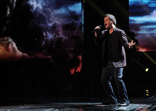 """Tim Olstad The X Factor """"Sorry Seems To Be The Hardest Word"""" Video 11/20/13 #TheXFactorUSA"""