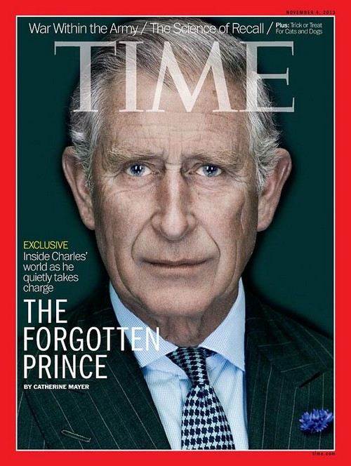 Prince Charles Revealed by Time Magazine - Why No Camilla Parker-Bowles Divorce?