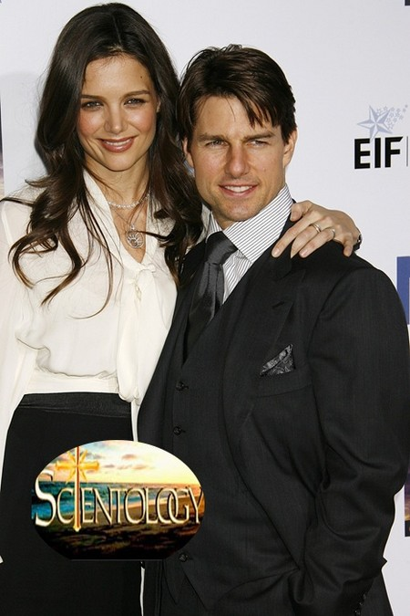Report: Scientology To Blame for Tom Cruise and Katie Holmes' Divorce