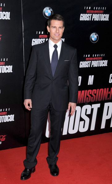 Tom Cruise Makes First Attack On Katie Holmes