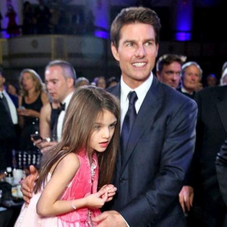 Tom Cruise Finally Finds Time To Talk To Daughter Suri In A Video Chat