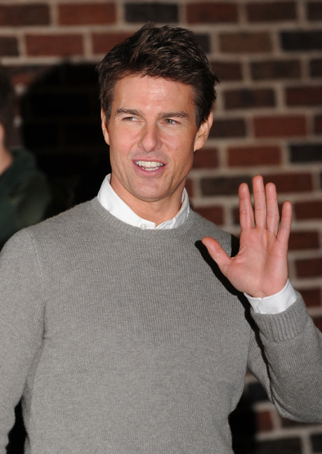 Tom Cruise and Jennifer Akerman: Just Business or Hot Hook Up?