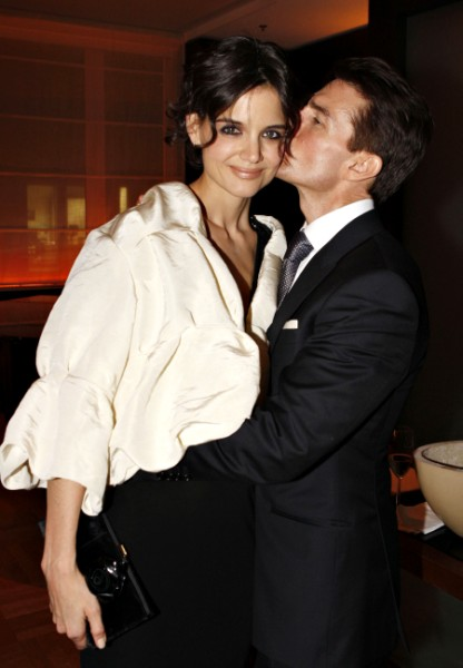 Are Tom Cruise, Katie Holmes Back Together If He Gives Up Scientology? 1023