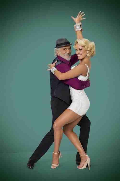 Tommy Chong & Peta Murgatroyd Dancing With the Stars Jive Video Season 19 Week 4 10/6/14 #DWTS