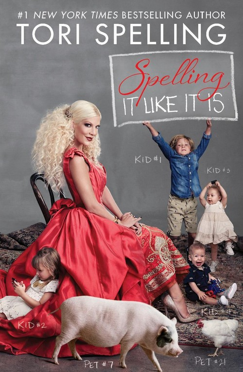 Tori Spelling Hospitalized for Anxiety During Book Tour after her Katie Holmes Trash-Talk Backfires!