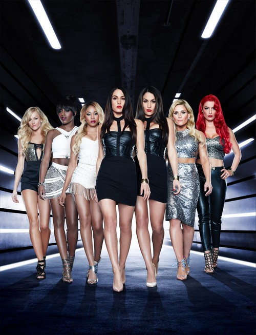 "Total Divas RECAP 3/16/14: Season 2 Premiere ""New Diva on the Block"""