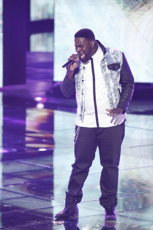 Trevin Hunte The Voice Top 8  Video 11/26/12