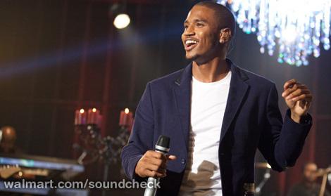 New Walmart Soundcheck Concert with R&B Superstar Trey Songz (Video)