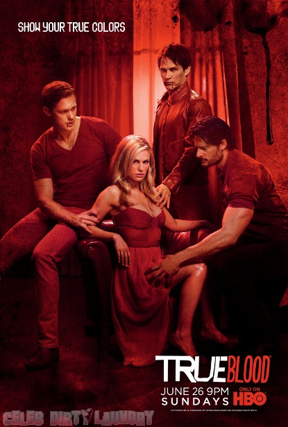 TRUE BLOOD Season 4--Behind The Scenes Look!