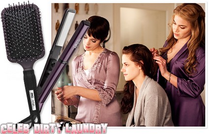 Twilight-Inspired Hair Tools Being Released