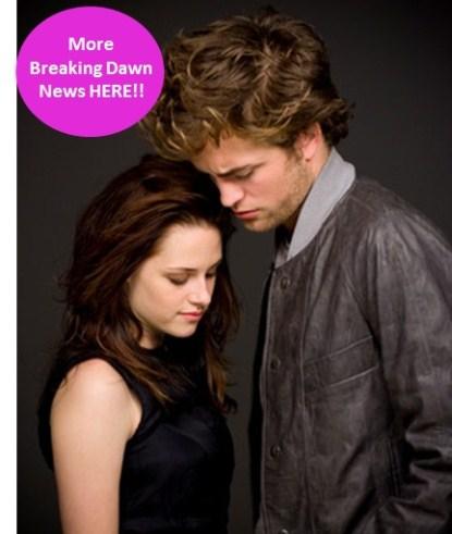 Want to Have A Part In Breaking Dawn With Robert Pattinson & Kristen Stewart?