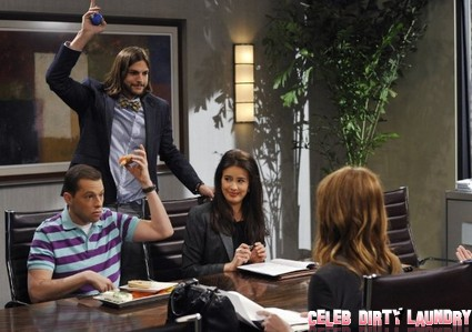 Two and a Half Men - Season 9, Episode 13:'Slowly and in a Circular Fashion' Spoilers (Video)