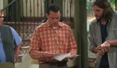 Two And A Half Men Season 9 Episode 9 'Frodo's Headshots' Live Recap 11/14/11