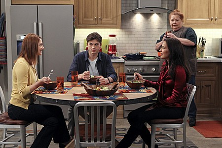 "Two and a Half Men Recap: Season 9 Episode 20 ""Grandma's Pie"" 4/9/12"