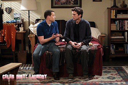 Two and a Half Men Recap: Season 9 Episode 17 'Not In My Mouth' 2/20/2012