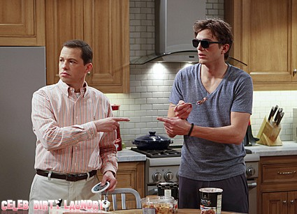 Two and a Half Men Season 9 Episode 15 'The Duchess of Dull-In-Sack'  Spoilers (Video)