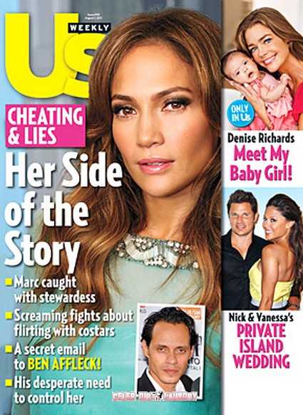 US Weekly: Ben Affleck Tried To Help Jennifer Lopez With Her Failing Marriage