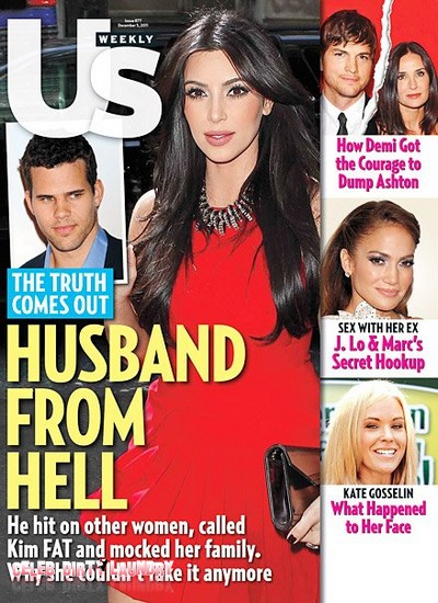 Husband From Hell Kris Humphries 'Tortured' Kim Kardashian (Photo)