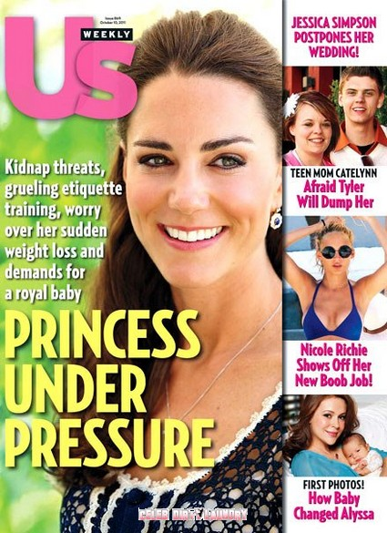 US Weekly: Kate Middleton, Princess Under Pressure