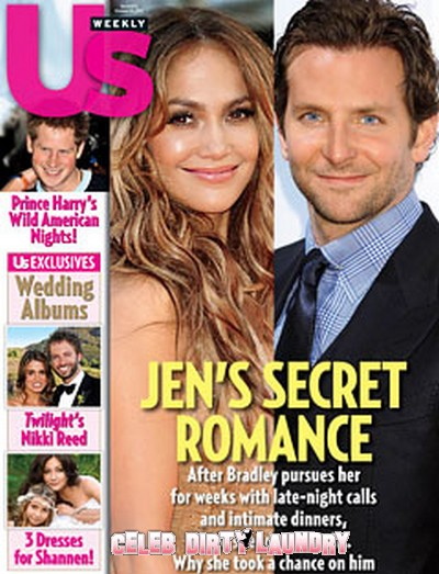 US Weekly: Jennifer Lopez's Secret Romance