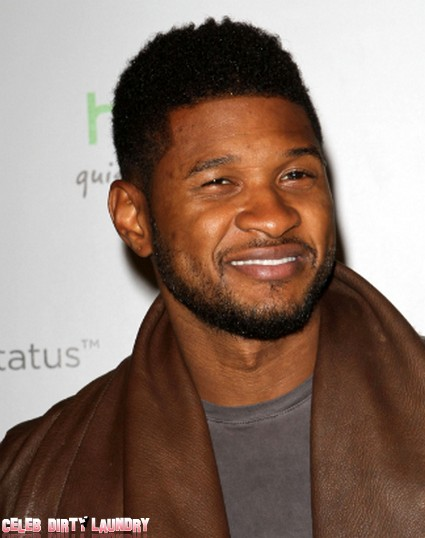 Usher Copies Will Smith - Set To Play Boxer On The Big Screen
