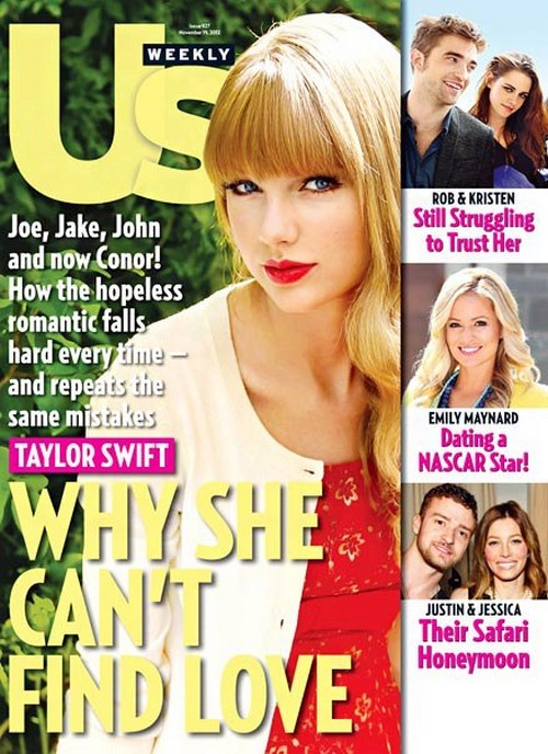 Taylor Swift Why She Can't Find Love